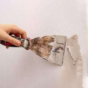 墙面局部修补